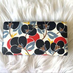 Kate spade Breezy Floral Wallet